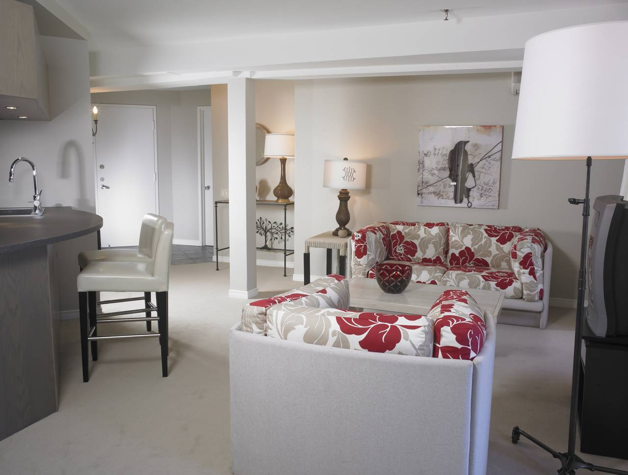 4 - Condo for rent, Quebec City - Old Port (Code - 1003, old-quebec-city)