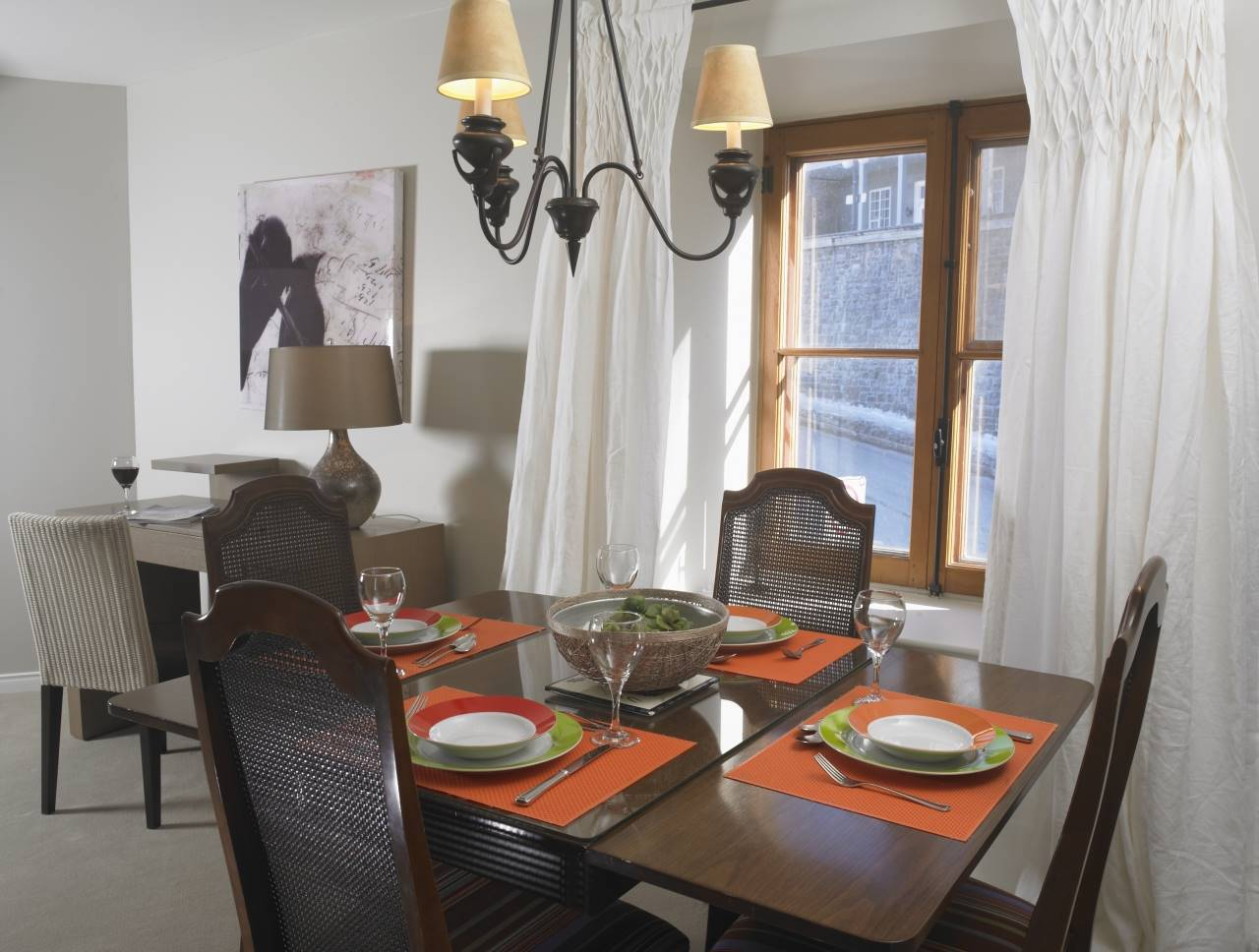 6 - Condo for rent, Quebec City - Old Port (Code - 1003, old-quebec-city)