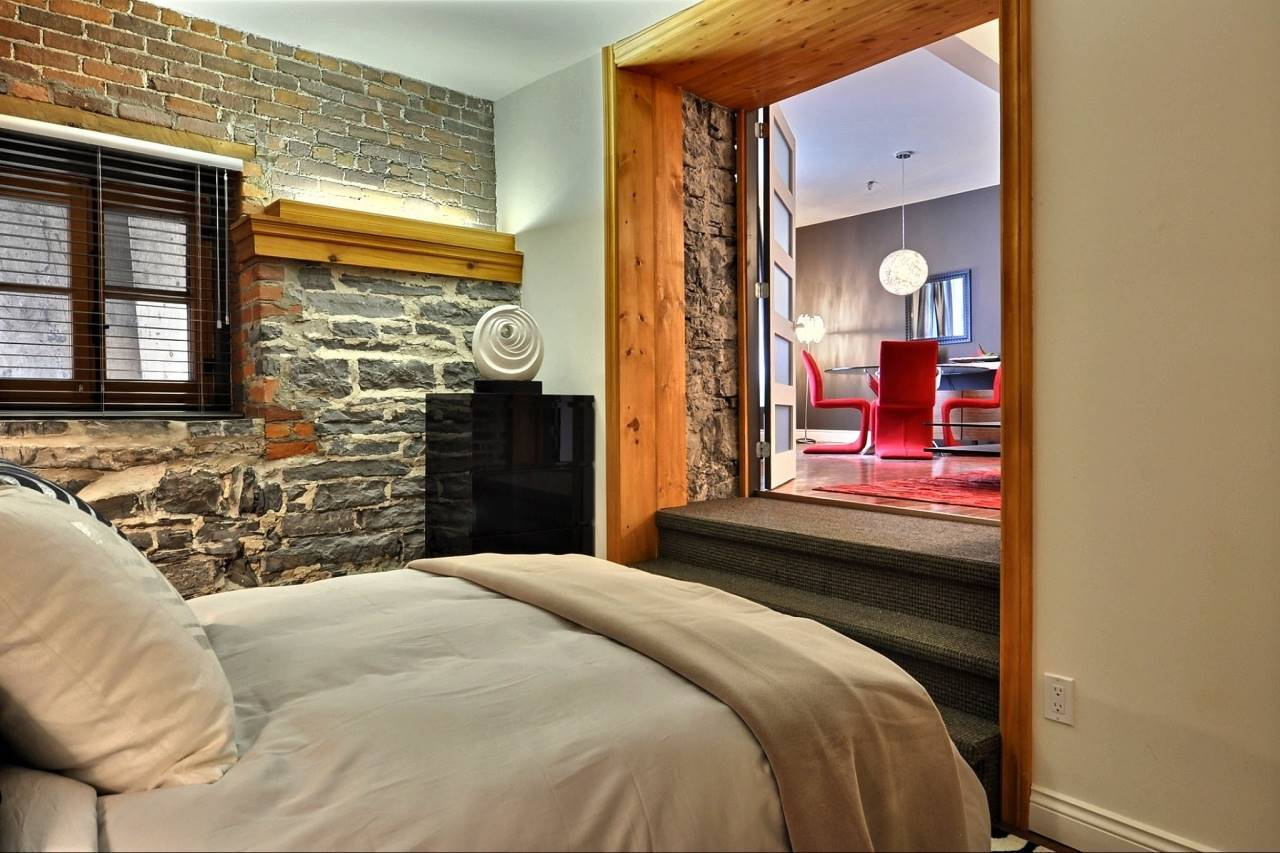 8 - Condo for rent, Quebec City - Old Port (Code - 1005, old-quebec-city)