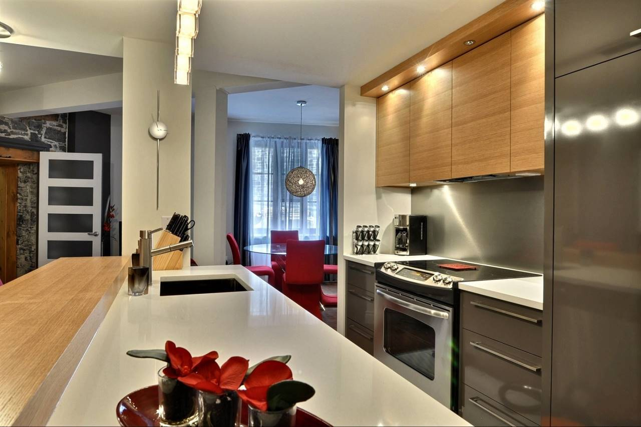5 - Condo for rent, Quebec City - Old Port (Code - 1005, old-quebec-city)