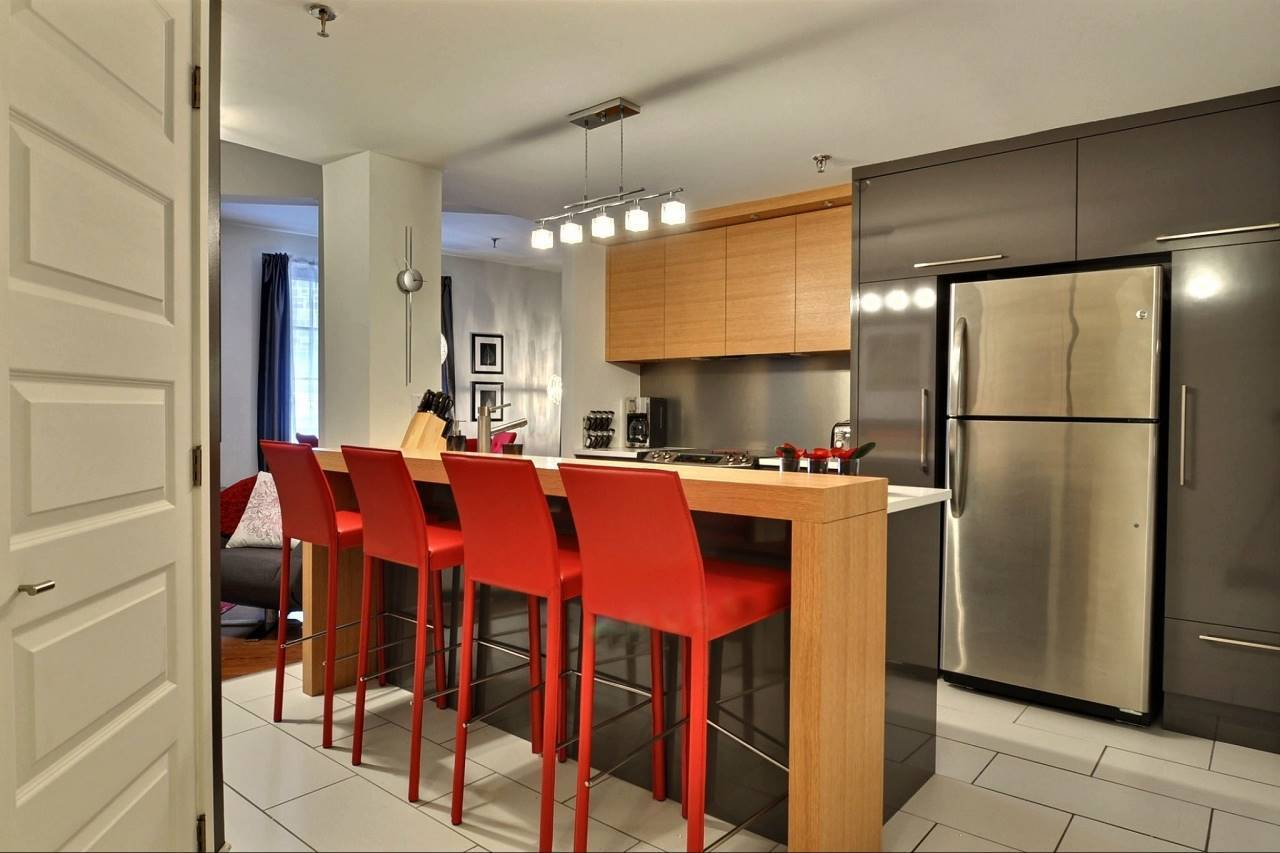 6 - Condo for rent, Quebec City - Old Port (Code - 1005, old-quebec-city)