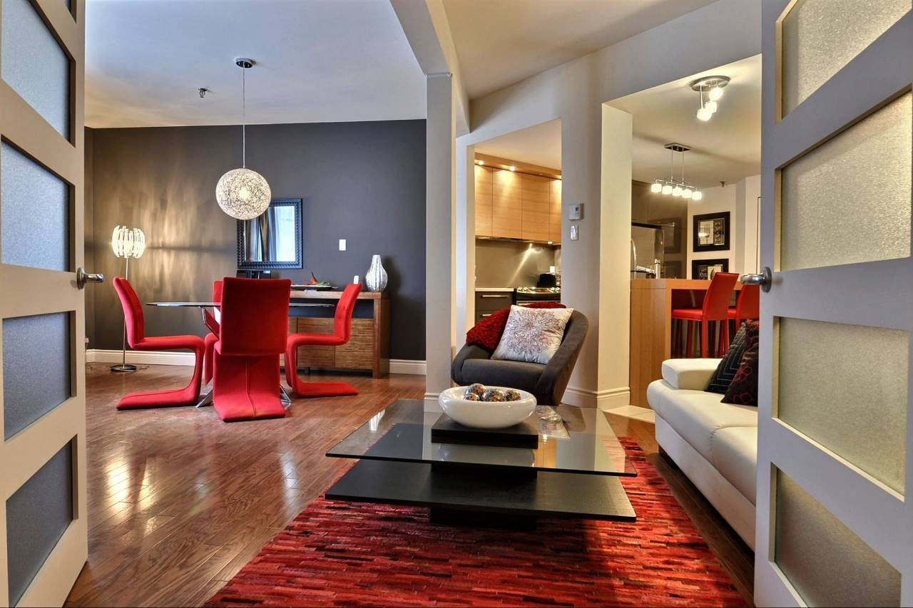 1 - Condo for rent, Quebec City - Old Port (Code - 1005, old-quebec-city)