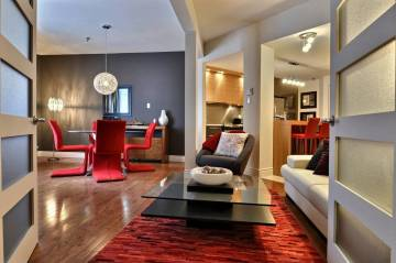 Condo for rent - Quebec City - Old Port, old-quebec-city (1005)