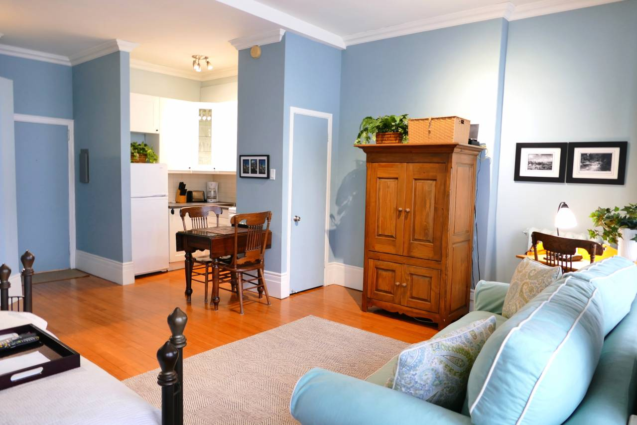 2 - Condo for rent, Quebec City - Old Port (Code - 1018, old-quebec-city)