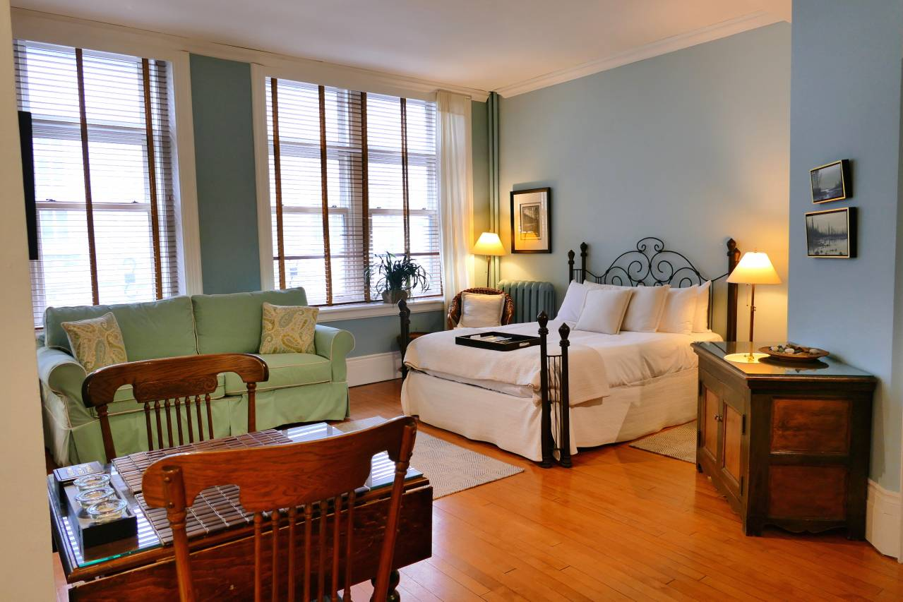 1 - Condo for rent, Quebec City - Old Port (Code - 1018, old-quebec-city)