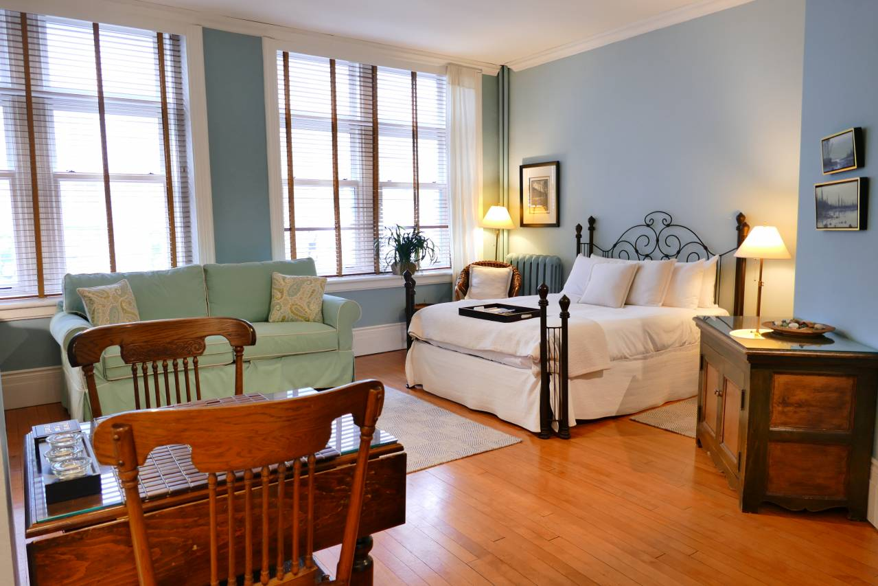 5 - Condo for rent, Quebec City - Old Port (Code - 1018, old-quebec-city)