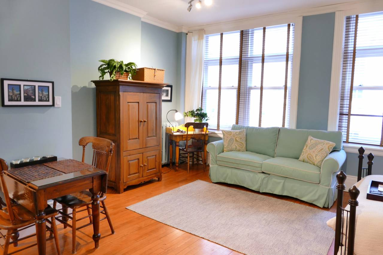 3 - Condo for rent, Quebec City - Old Port (Code - 1018, old-quebec-city)