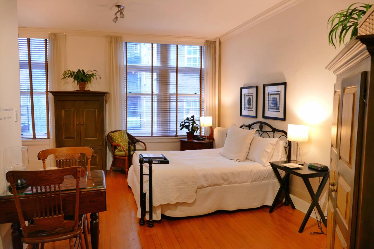 4 - Condo for rent, Quebec City - Old Port (Code - 1019, old-quebec-city)