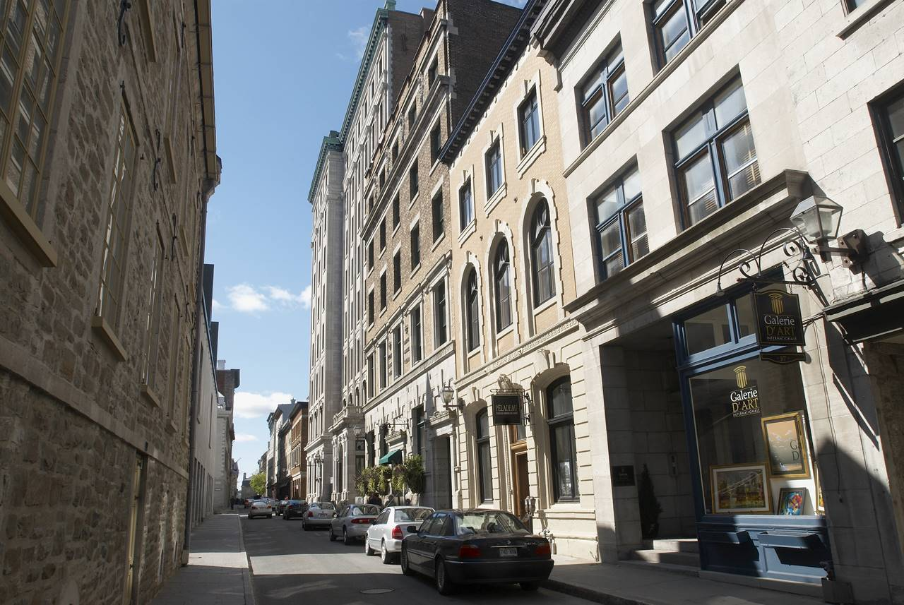 6 - Condo for rent, Quebec City - Old Port (Code - 1020, old-quebec-city)
