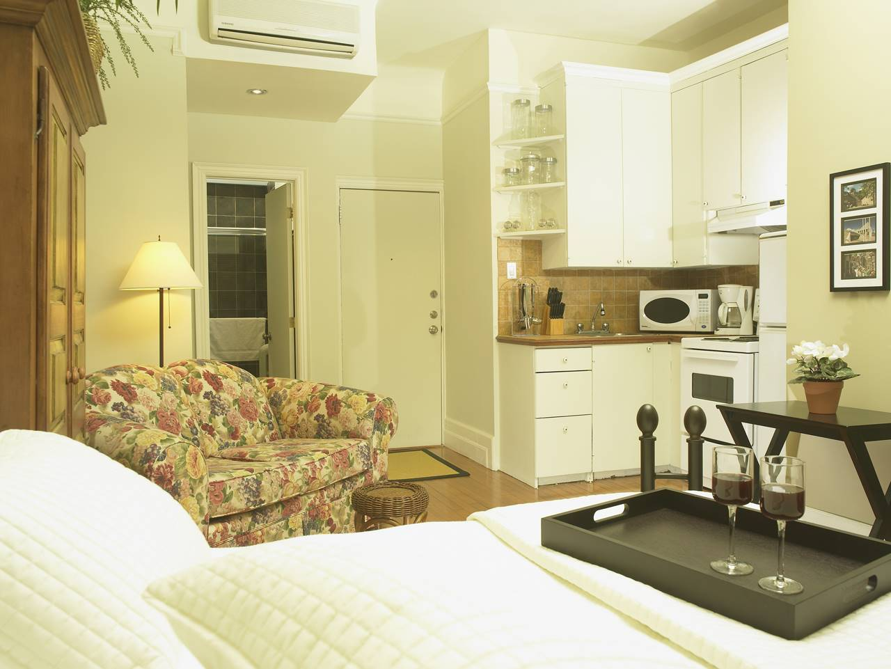 6 - Condo for rent, Quebec City - Old Port (Code - 1021, old-quebec-city)