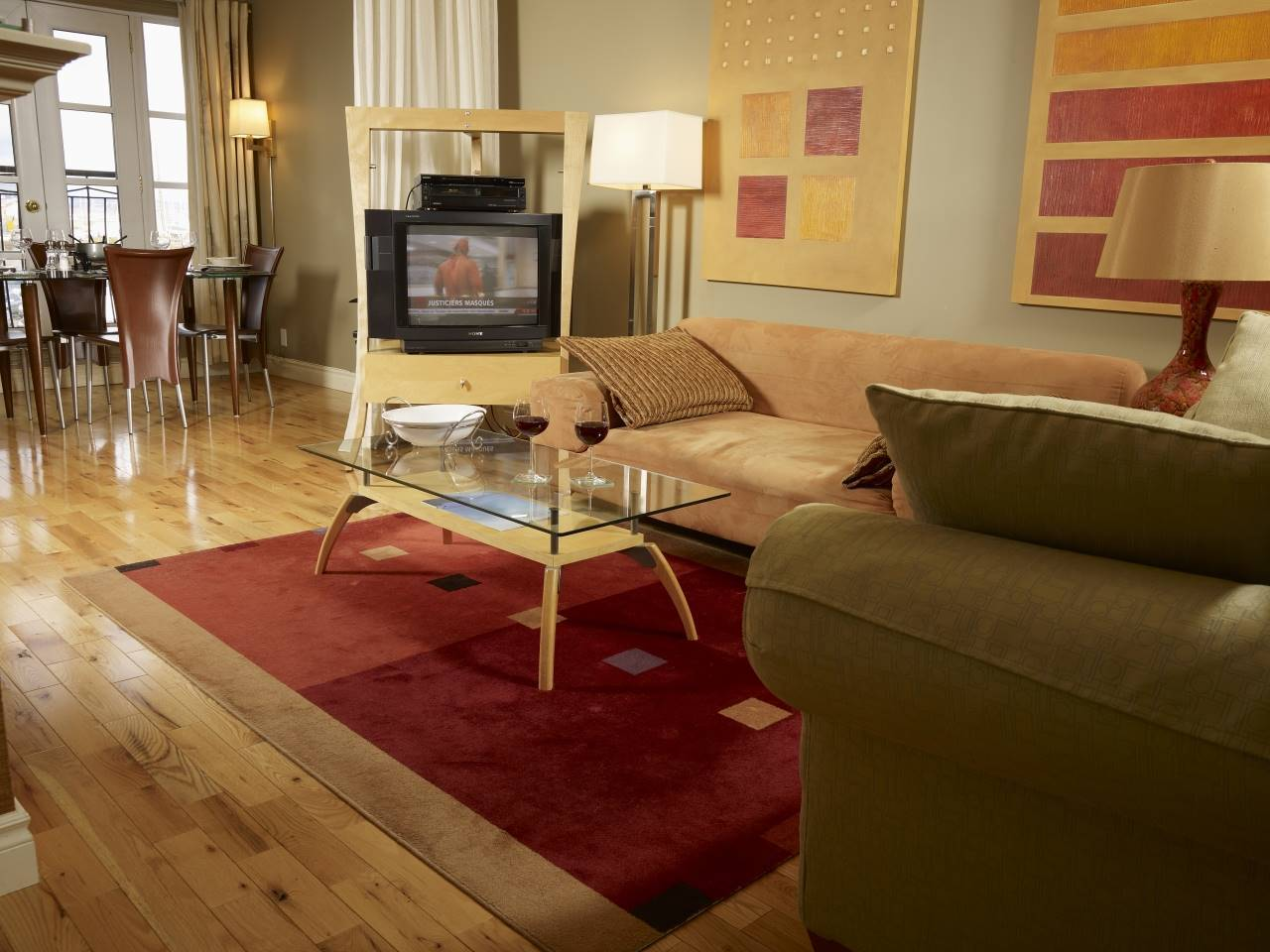 4 - Condo for rent, Quebec City - Old Port (Code - 1066, old-quebec-city)