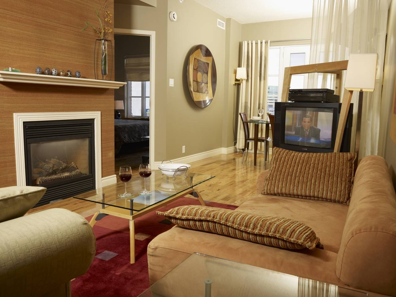 3 - Condo for rent, Quebec City - Old Port (Code - 1066, old-quebec-city)