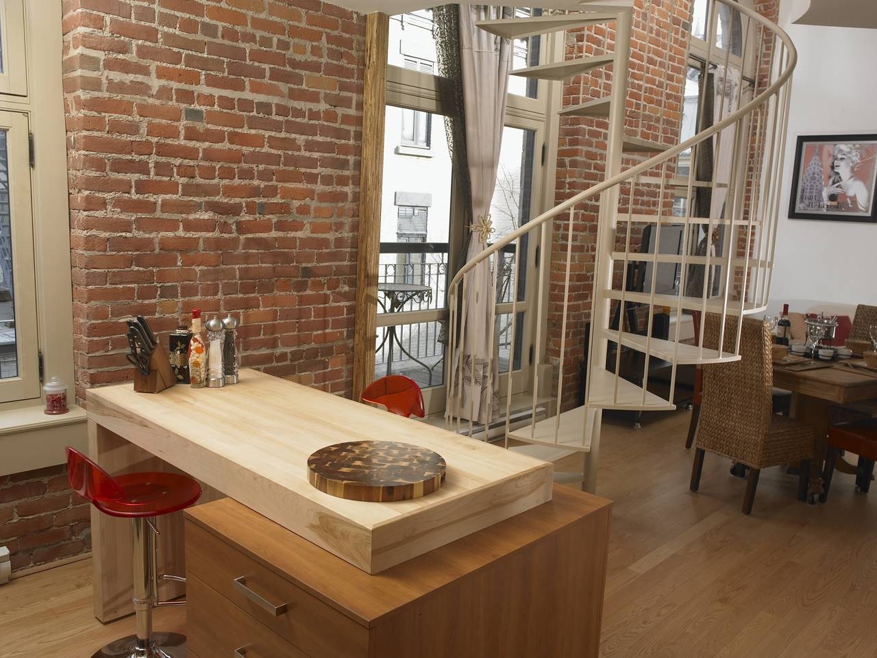 3 - Condo for rent, Old Quebec City (Code - 1153, old-quebec-city)