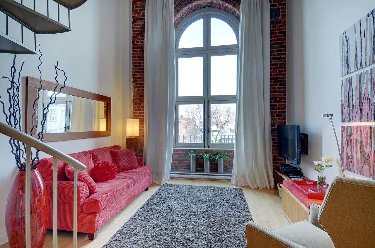 1 - Condo for rent, Old Quebec City (Code - 1155, old-quebec-city)