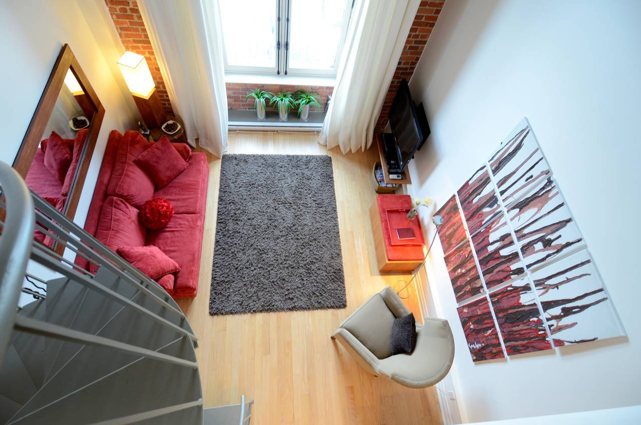 3 - Condo for rent, Old Quebec City (Code - 1155, old-quebec-city)