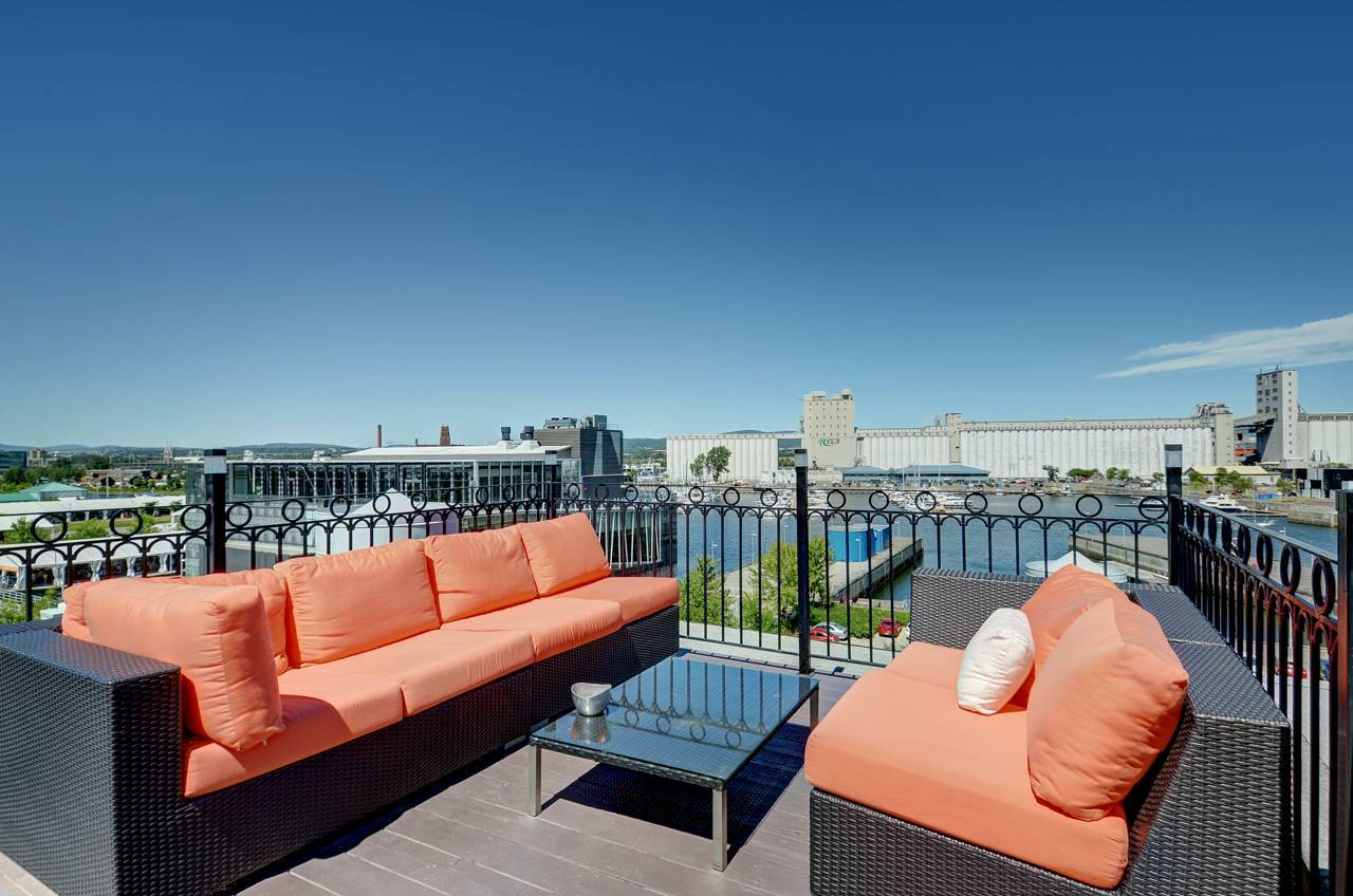13 - Condo for rent, Quebec City - Old Port (Code - 1166, old-quebec-city)