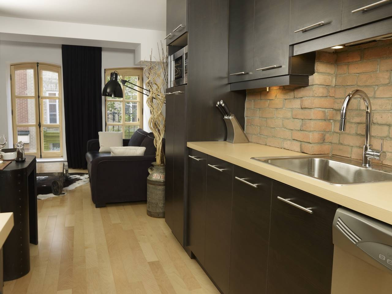 5 - Condo for rent, Quebec City - Old Port (Code - 1168, old-quebec-city)