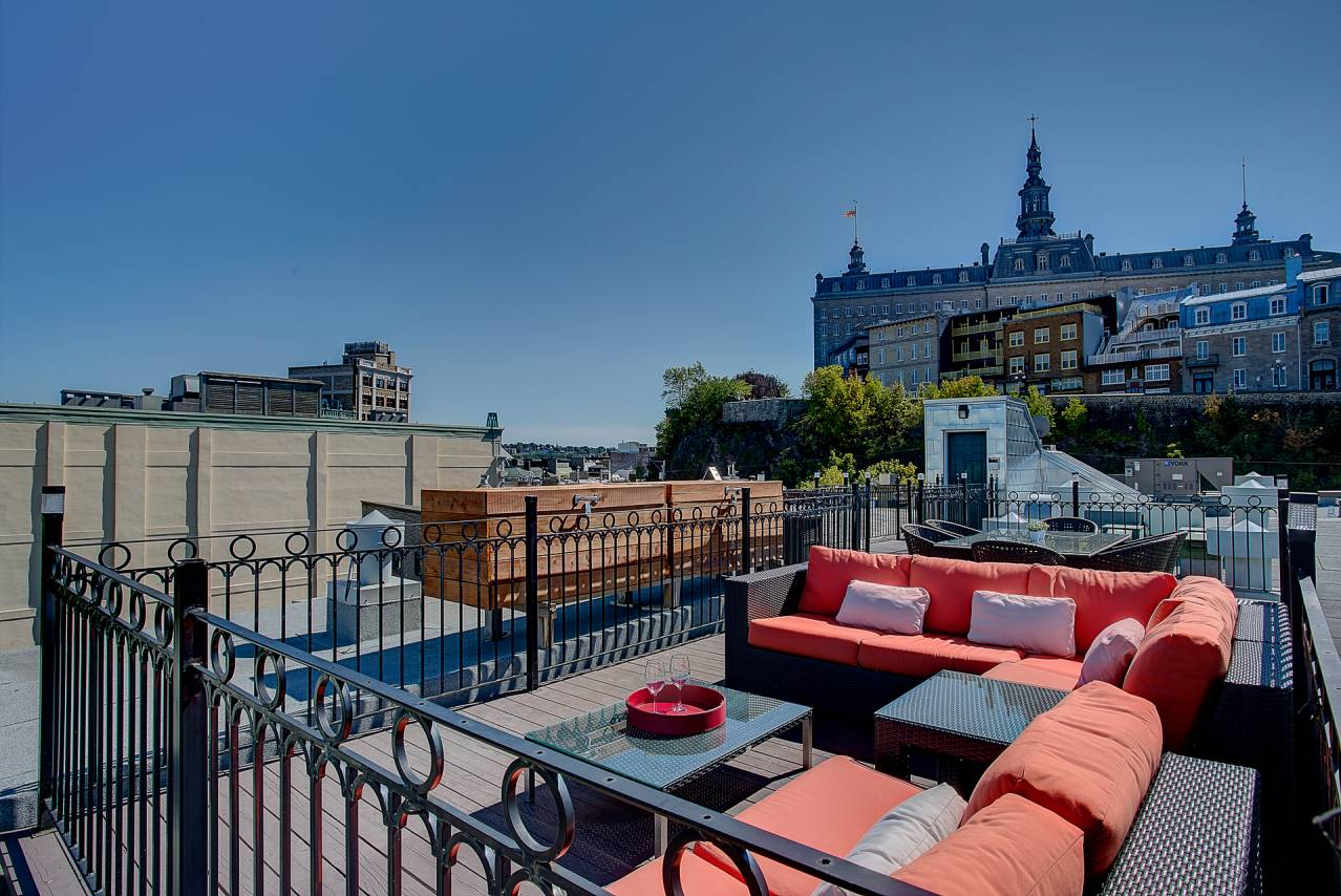 14 - Condo for rent, Quebec City - Old Port (Code - 1173, old-quebec-city)