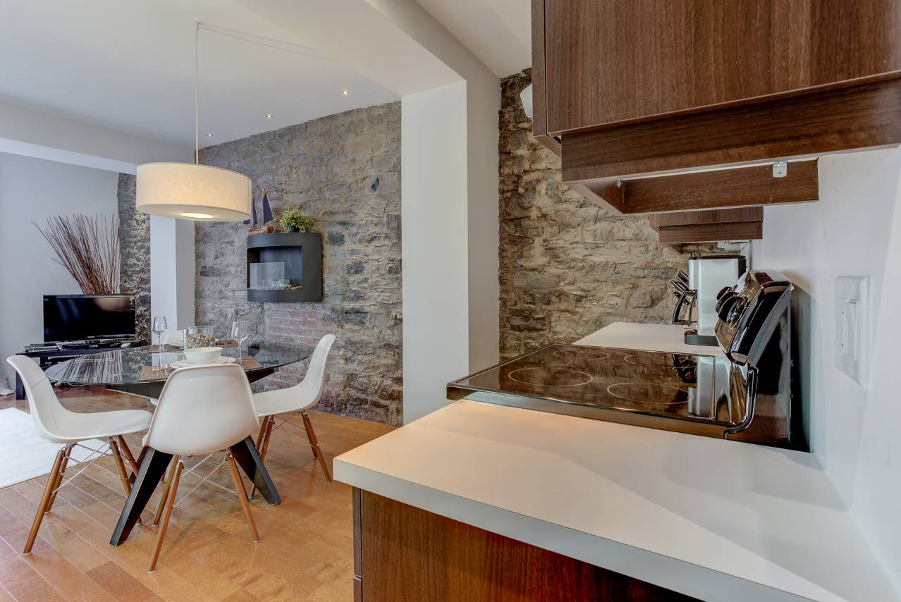 8 - Condo for rent, Quebec City - Old Port (Code - 1173, old-quebec-city)