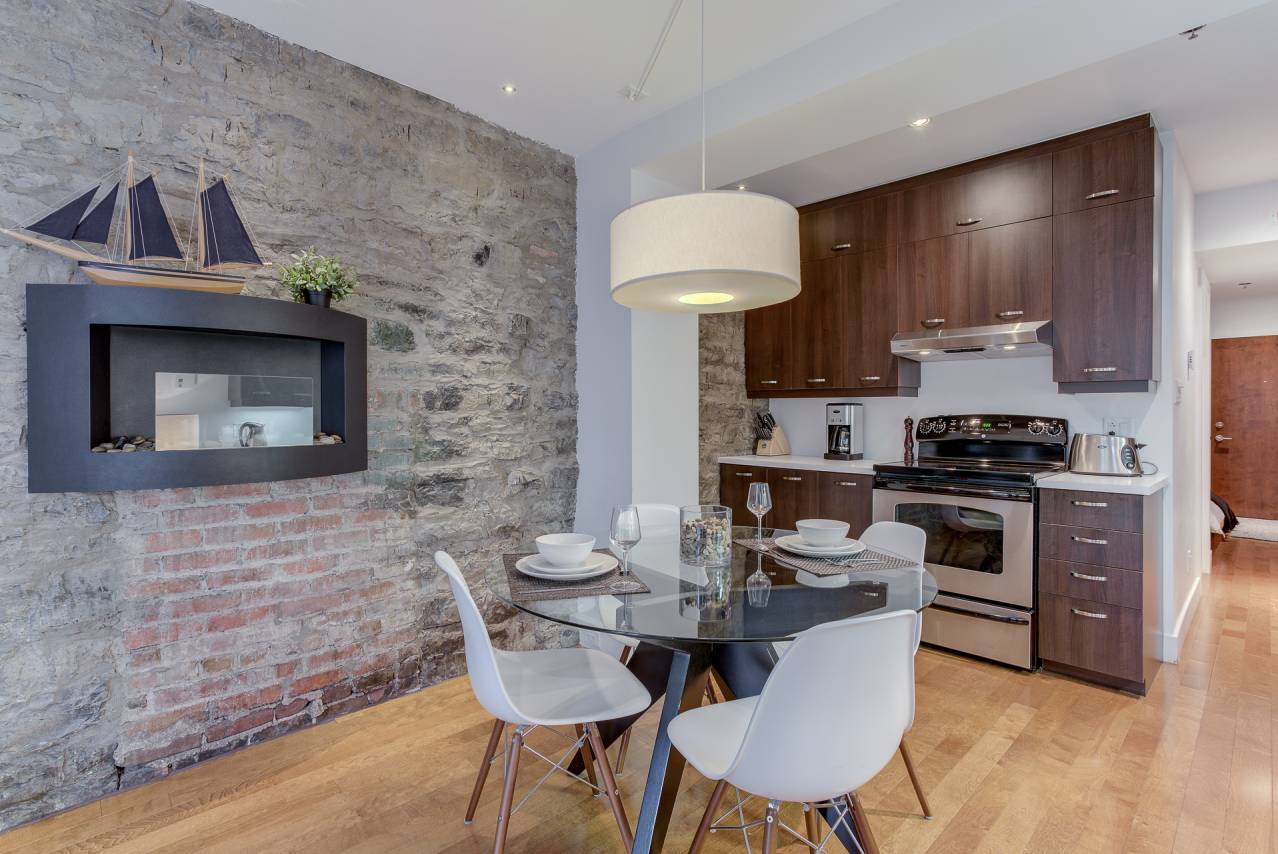 6 - Condo for rent, Quebec City - Old Port (Code - 1173, old-quebec-city)