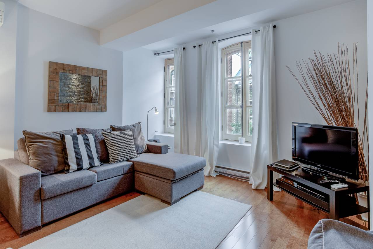 2 - Condo for rent, Quebec City - Old Port (Code - 1173, old-quebec-city)