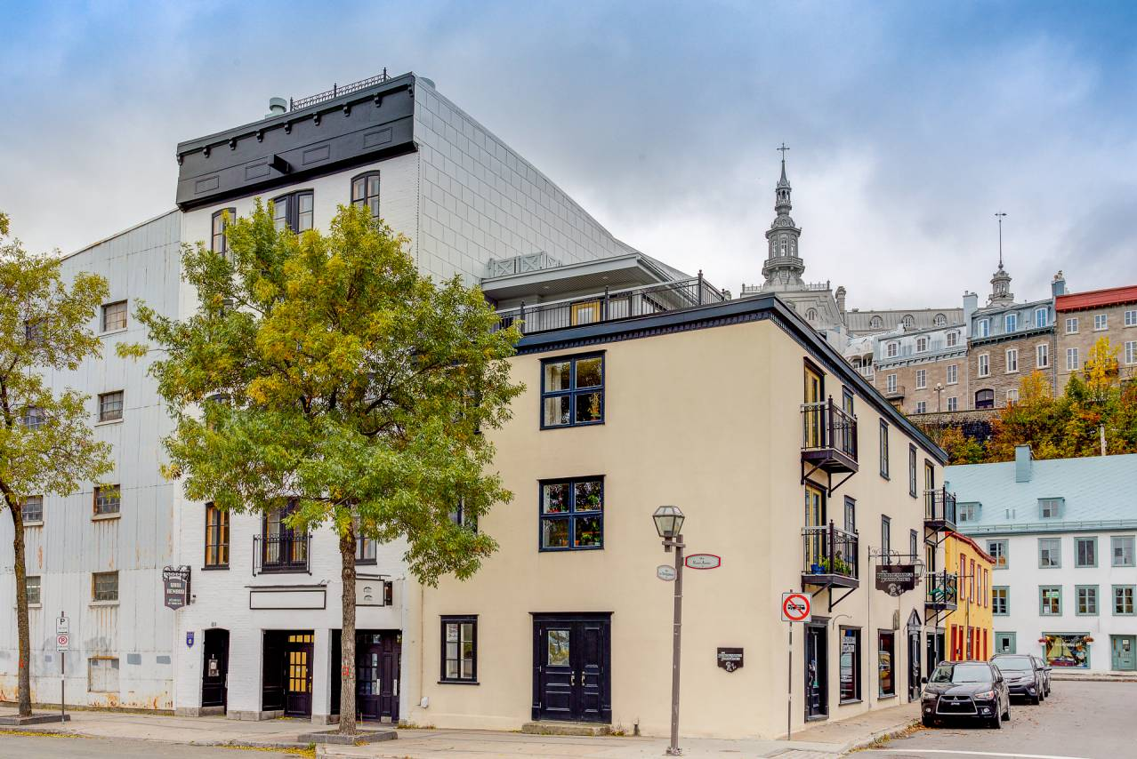 25 - Condo for rent, Quebec City - Old Port (Code - 1173, old-quebec-city)