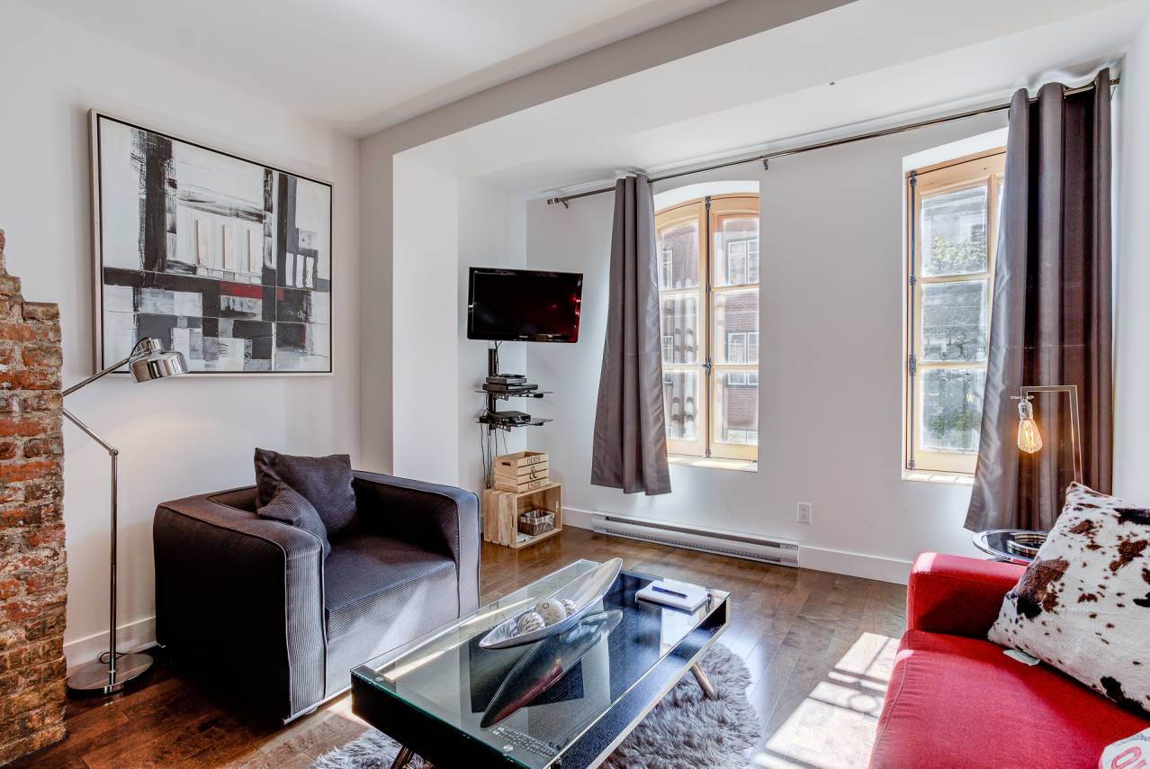 5 - Condo for rent, Quebec City - Old Port (Code - 1174, old-quebec-city)