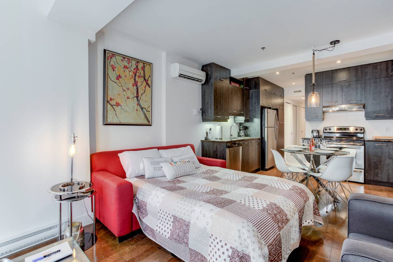 17 - Condo for rent, Quebec City - Old Port (Code - 1174, old-quebec-city)