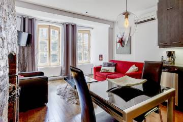 Condo for rent - Quebec City - Old Port, old-quebec-city (1174)