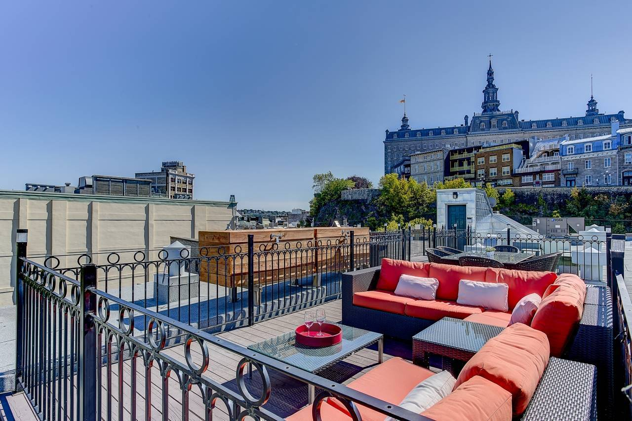 19 - Condo for rent, Quebec City - Old Port (Code - 1174, old-quebec-city)