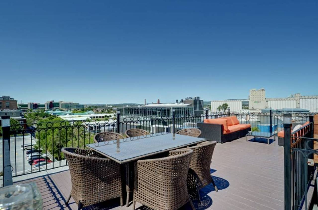 16 - Condo for rent, Quebec City - Old Port (Code - 1175, old-quebec-city)