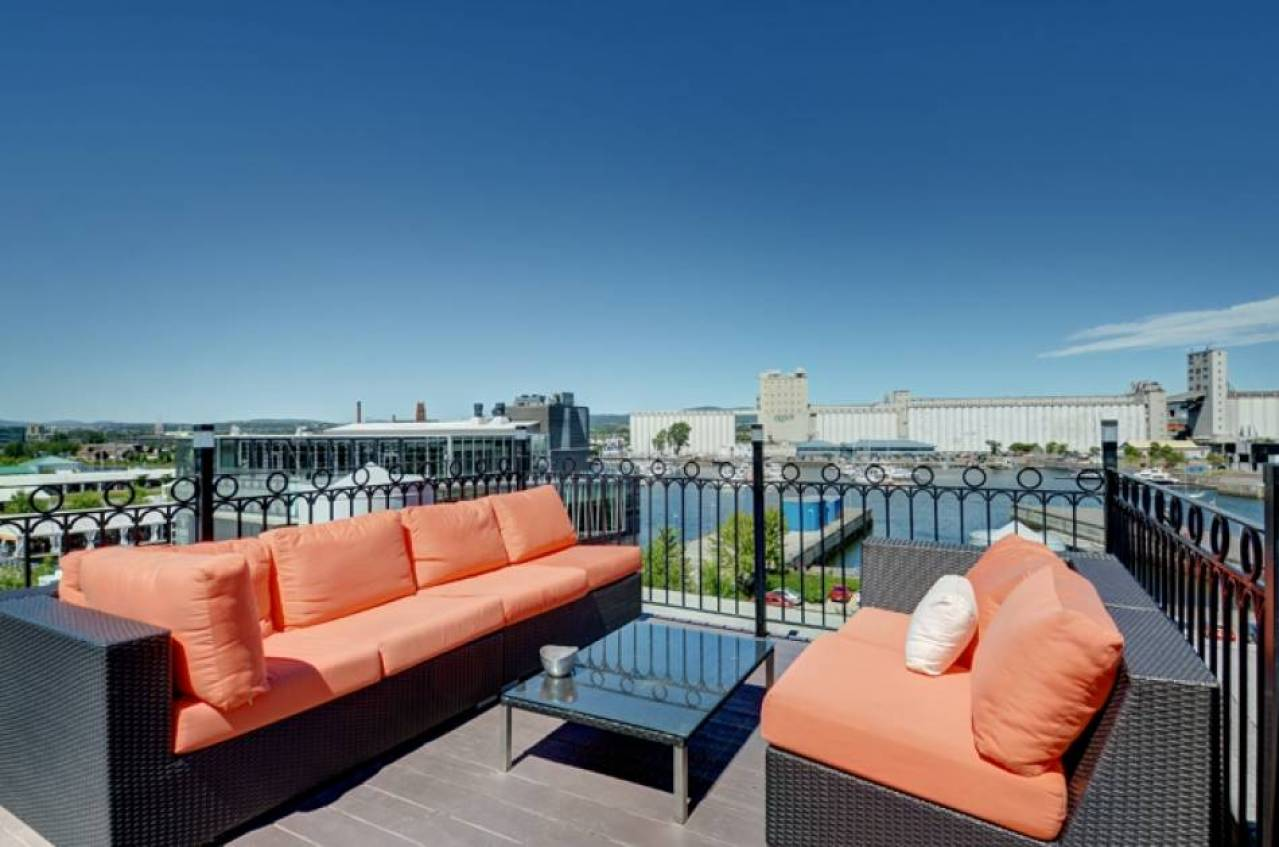 15 - Condo for rent, Quebec City - Old Port (Code - 1175, old-quebec-city)