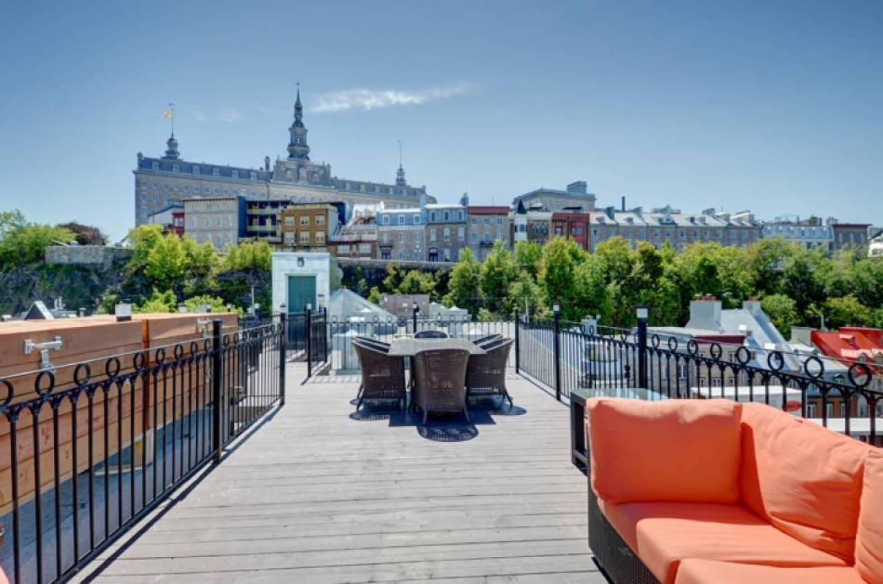 14 - Condo for rent, Quebec City - Old Port (Code - 1175, old-quebec-city)
