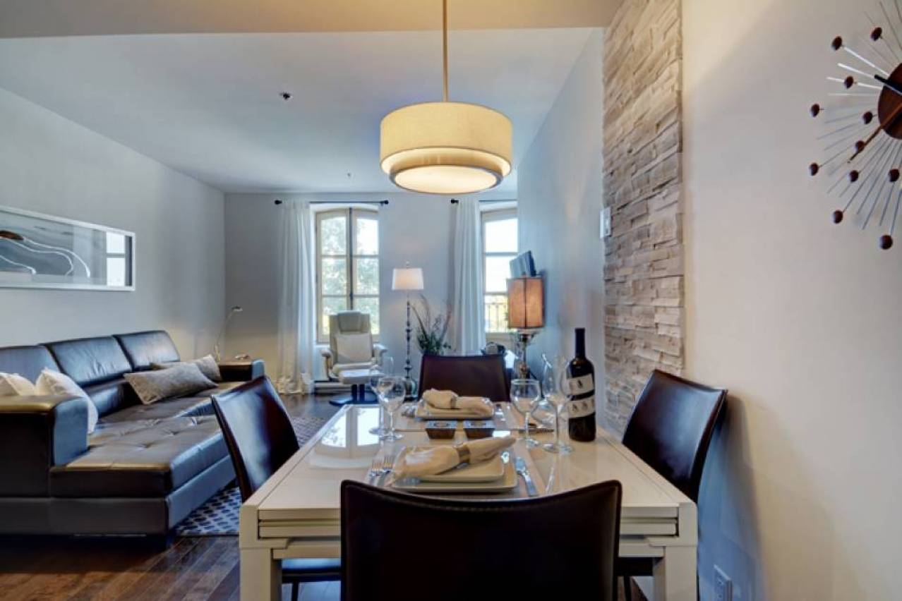 3 - Condo for rent, Quebec City - Old Port (Code - 1175, old-quebec-city)