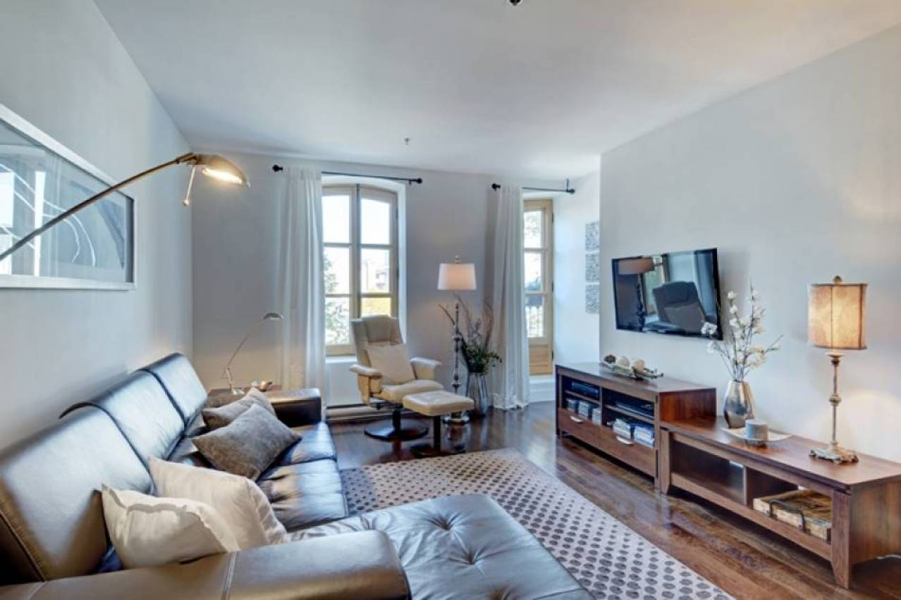 1 - Condo for rent, Quebec City - Old Port (Code - 1175, old-quebec-city)