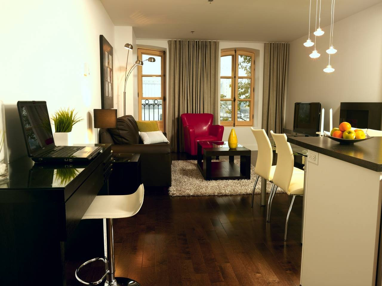 2 - Condo for rent, Quebec City - Old Port (Code - 1176, old-quebec-city)