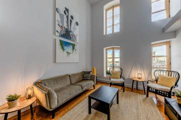 Condo for rent - Quebec City - Old Port, old-quebec-city (1179)