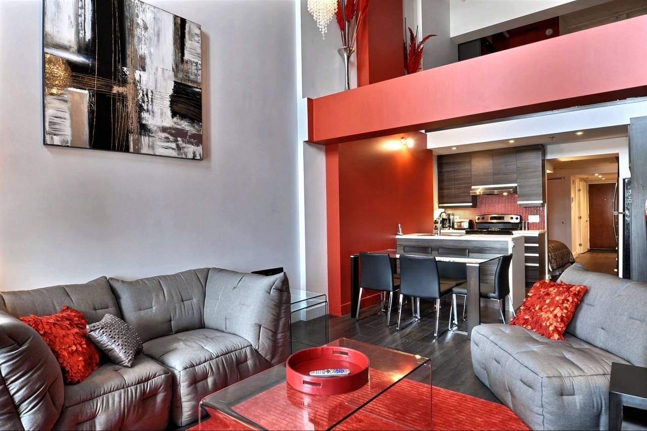 2 - Condo for rent, Quebec City - Old Port (Code - 1180, old-quebec-city)