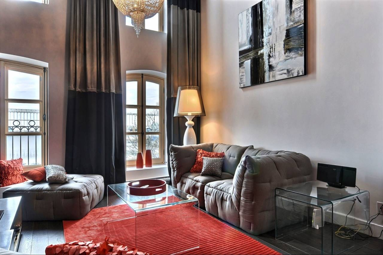 1 - Condo for rent, Quebec City - Old Port (Code - 1180, old-quebec-city)