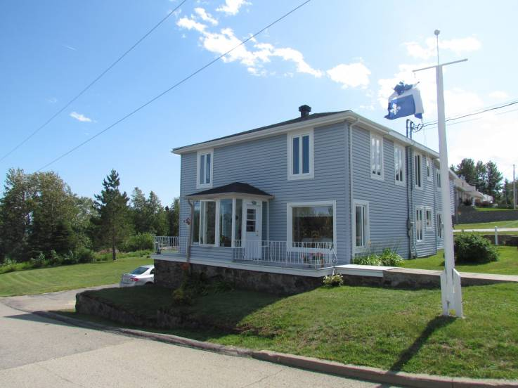 Triplex for sale - Saint-Siméon, Charlevoix (SS045)