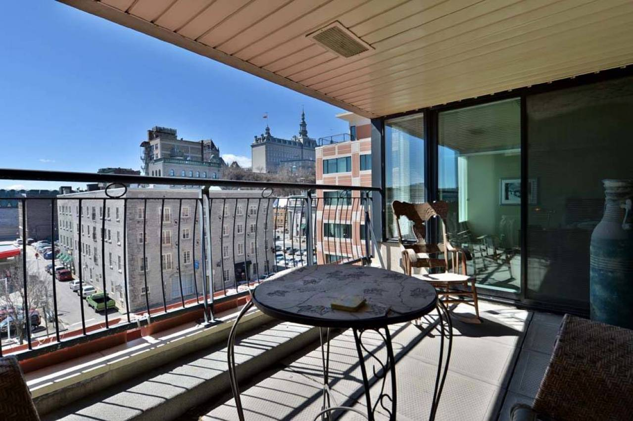 15 - Condo for rent, Quebec City - Old Port (Code - 1204, old-quebec-city)