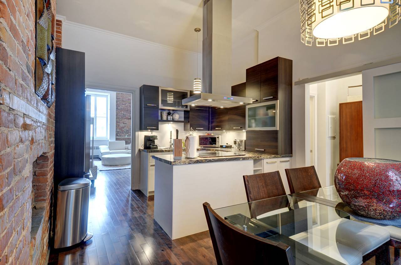 9 - Condo for rent, Old Quebec City (Code - 1216, old-quebec-city)