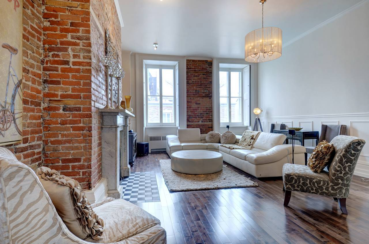 2 - Condo for rent, Old Quebec City (Code - 1216, old-quebec-city)