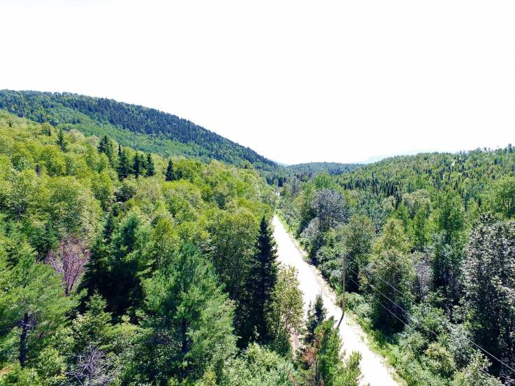 Lot and land for sale - Baie-Saint-Paul, Charlevoix (SP618)
