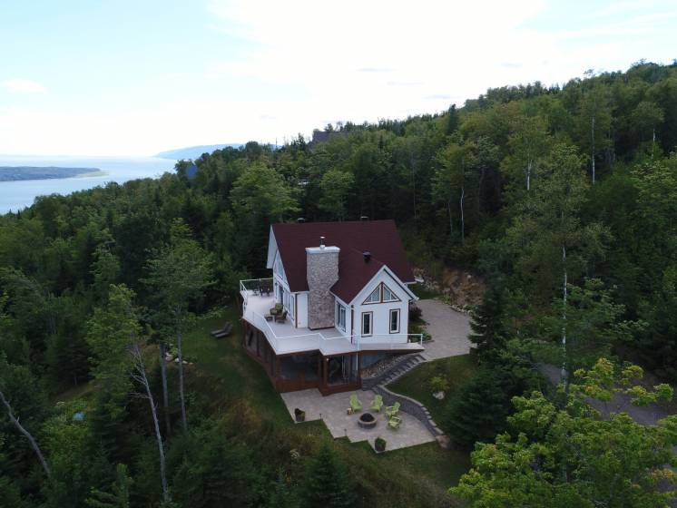 1 - House for sale, Les Éboulements (Code - eb149, Charlevoix)