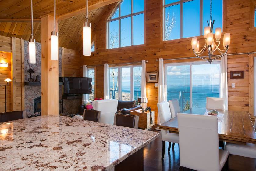 14 - House for sale, Les Éboulements (Code - eb149, Charlevoix)