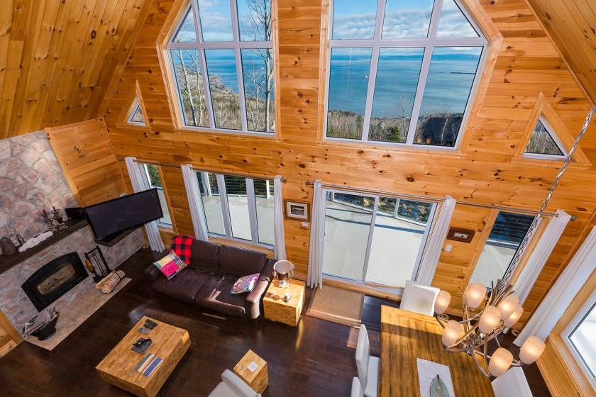15 - House for sale, Les Éboulements (Code - eb149, Charlevoix)