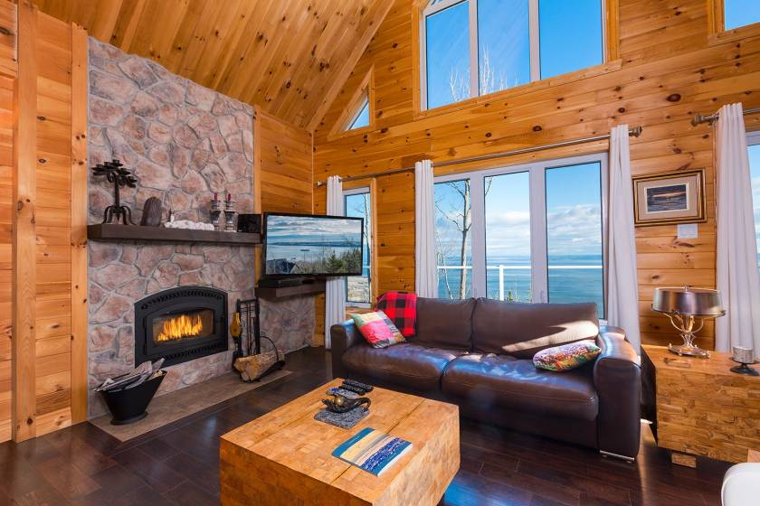 16 - House for sale, Les Éboulements (Code - eb149, Charlevoix)