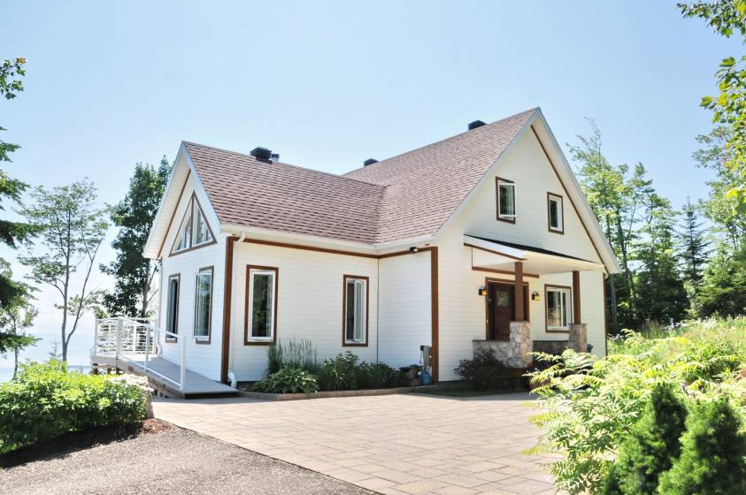 4 - House for sale, Les Éboulements (Code - eb149, Charlevoix)