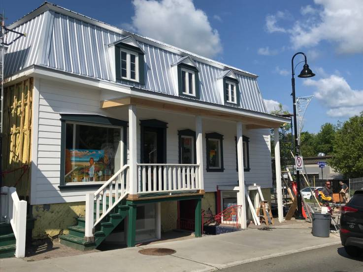 Commercial for sale - Baie-Saint-Paul, Charlevoix (SP627)